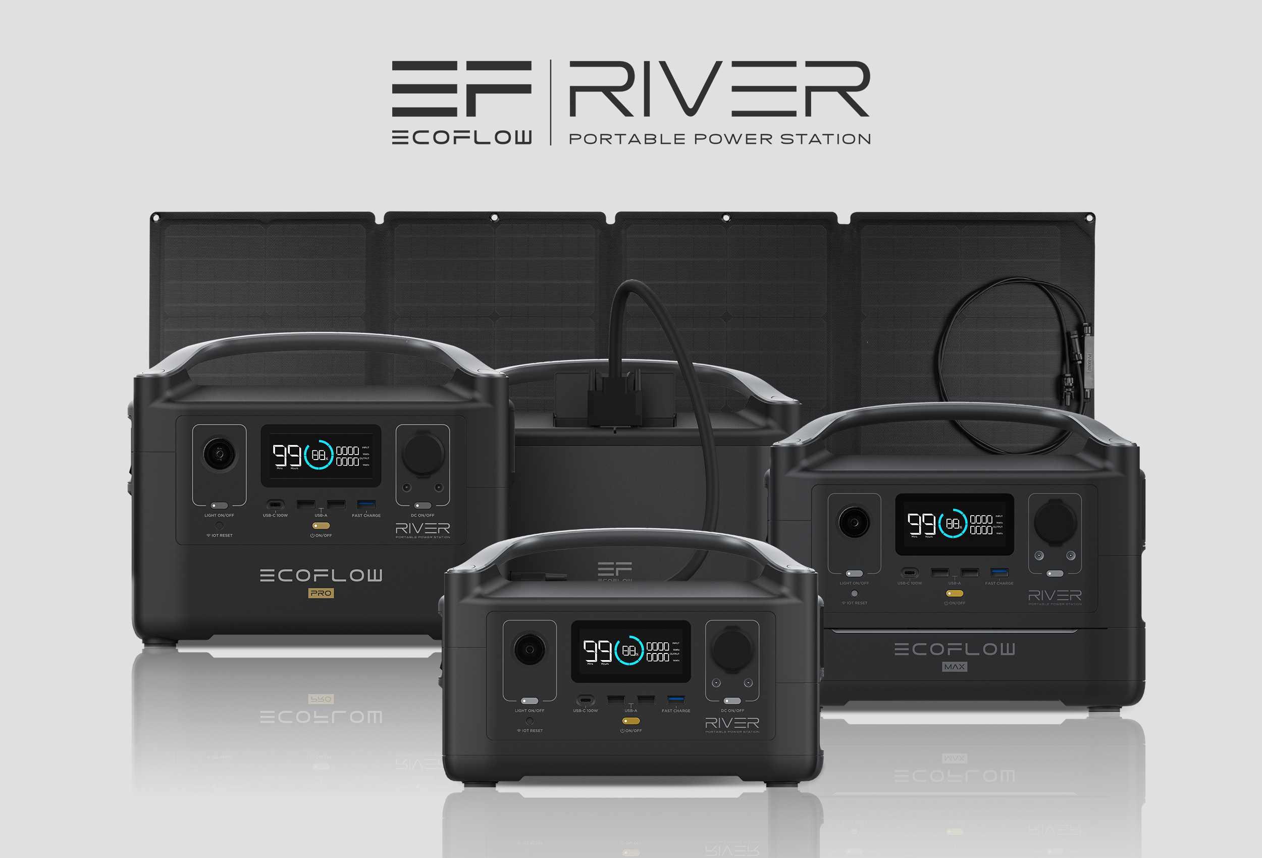 RIVER 600 シリーズ